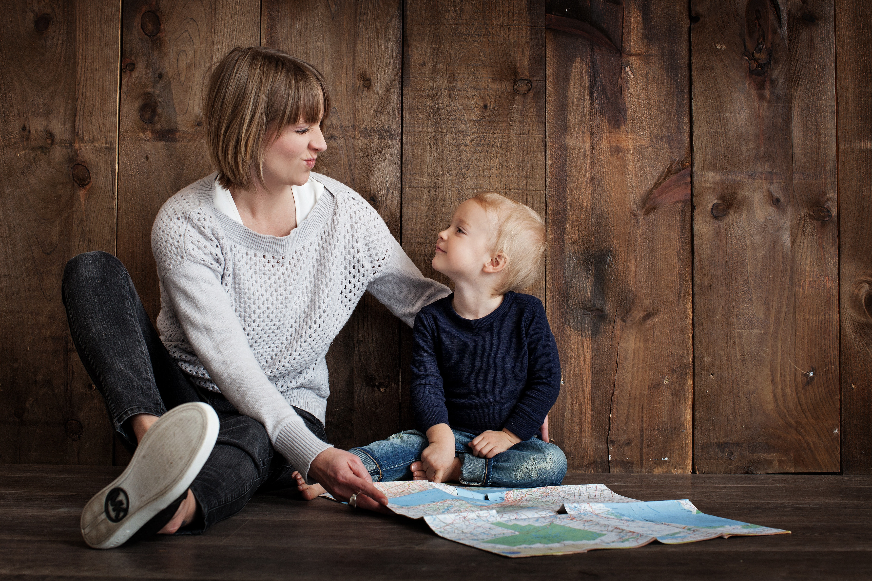 La autoestima en las mamás